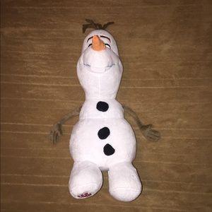 Build a bear/ Olaf